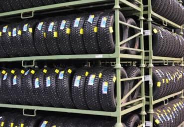 Stockage / gardiennage de pneus