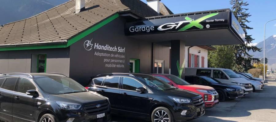 Garage GTX